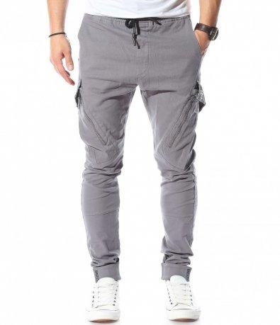 карго панталон с връзки 10928