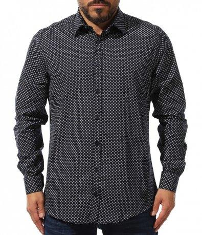 риза с дълъг ръкав 10966
