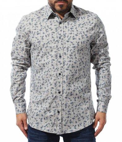 Риза с дълъг ръкав 10969