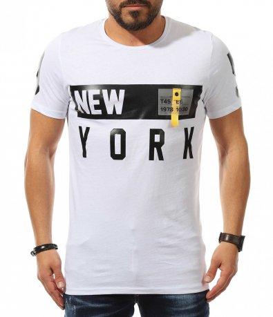 Уникален t-shirt с надпис 10973