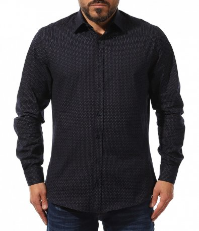 риза с дълъг ръкав 10970