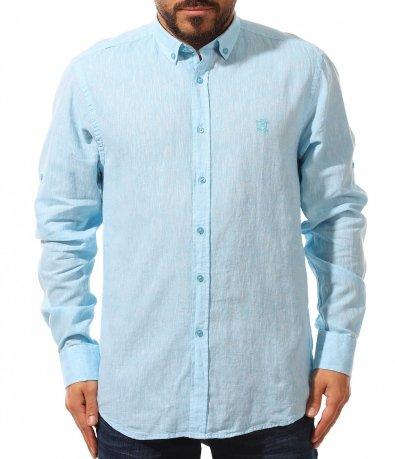 риза с дълъг ръкав 10984