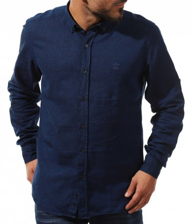 риза с дълъг ръкав 10986