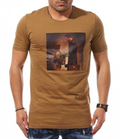 Клубна тениска с щампа 10950