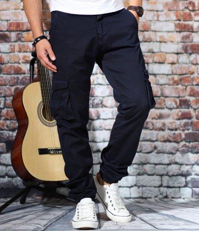 Спортен модел карго панталон 11015