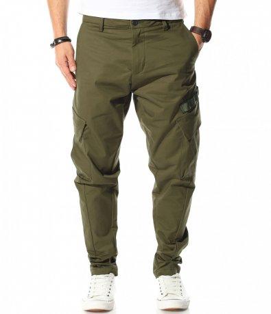 Карго панталон с италиански джоб 11017