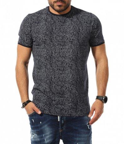 Тениска с надписи 11052