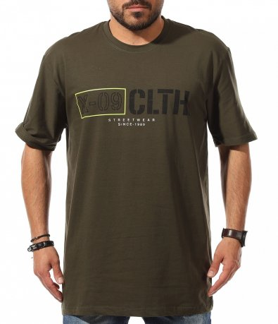Тениска големи размери 11046