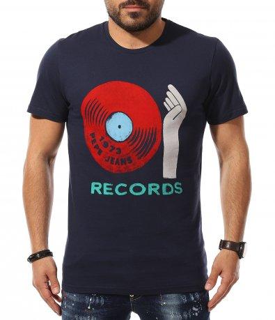 Тениска с апликация 11081