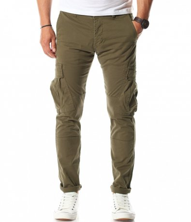 SlimFit карго панталон 11100