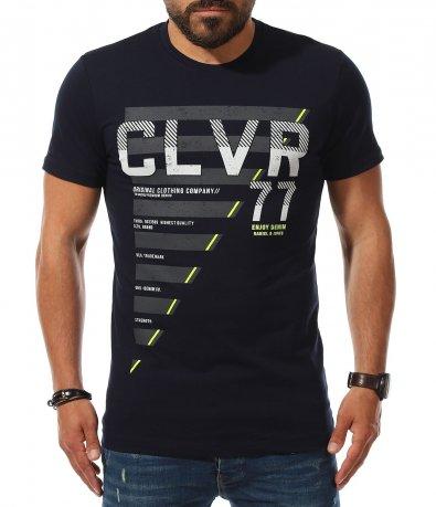 Тъмно син t-shirt 11149