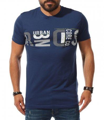 Традиционна тениска с декорация 11153