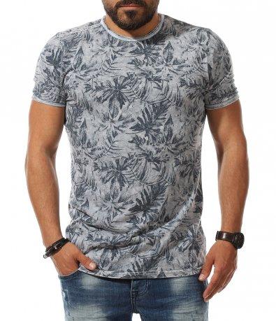 Лятна тениска с принт 11157
