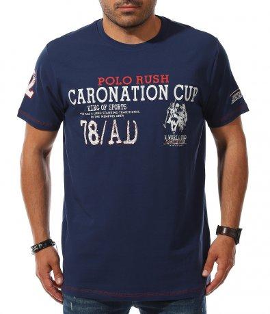 Ежедневна тениска в големи размери 11134