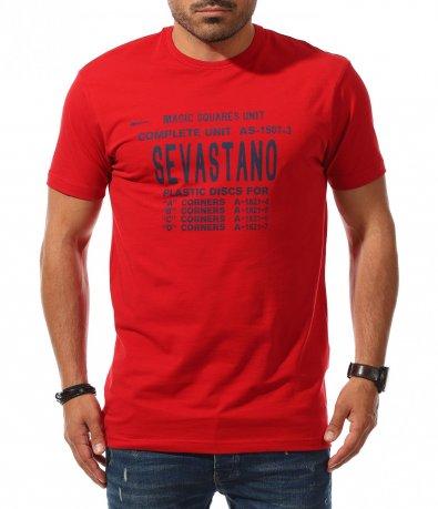 Клубен тишърт Sevastano 11197