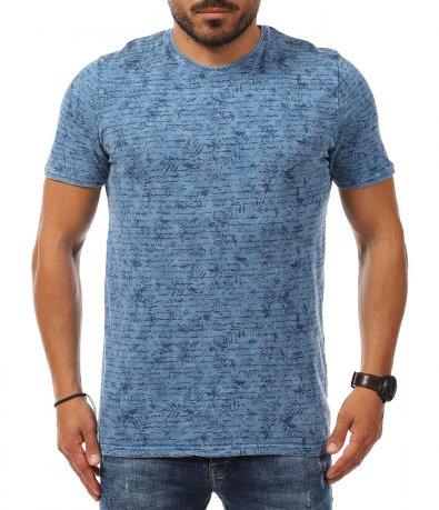 Ежедневна памучна тениска 11236