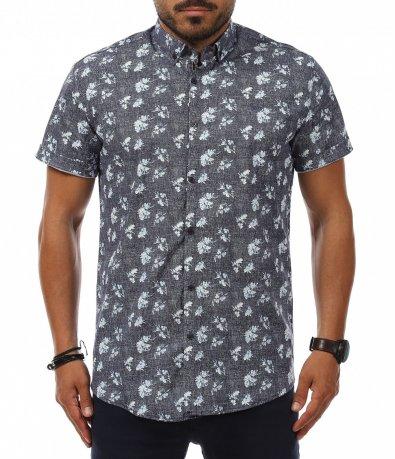 Клубна риза с къс ръкав 11246