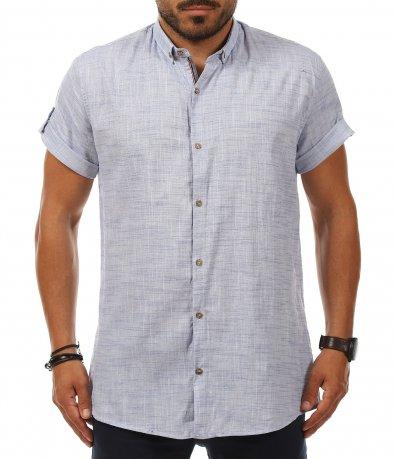 Ленана риза в големи размери 11250