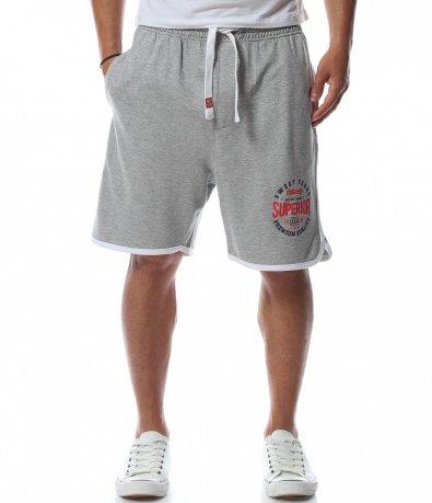Oversize къси памучни панталонки 11254