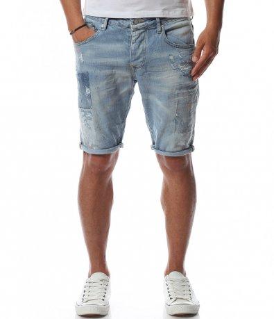 Къси дънкови панталонки 11274