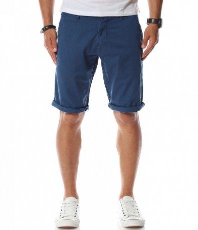 Едноцветни къси панталони 11305