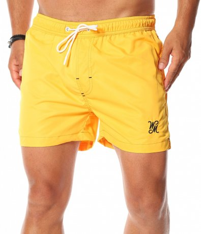 Едноцветни шорти с бандаж 11317