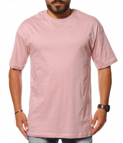 Едноцветна тениска Oversize 11362