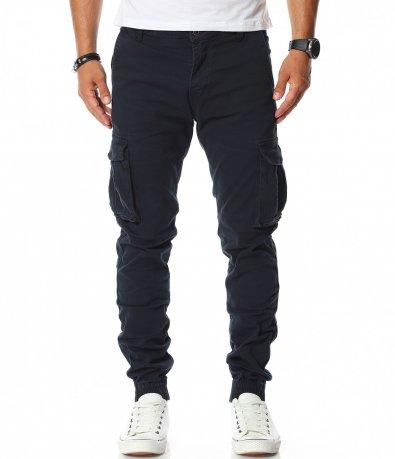 Панталон със странични джобове 11396
