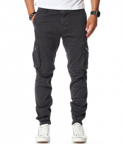 Ежедневен панталон с ластици 11397