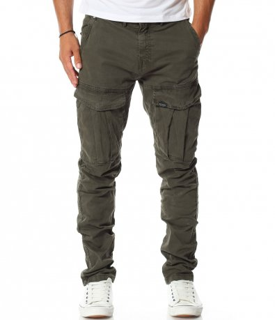 Ежедневен панталон с джобове 11417