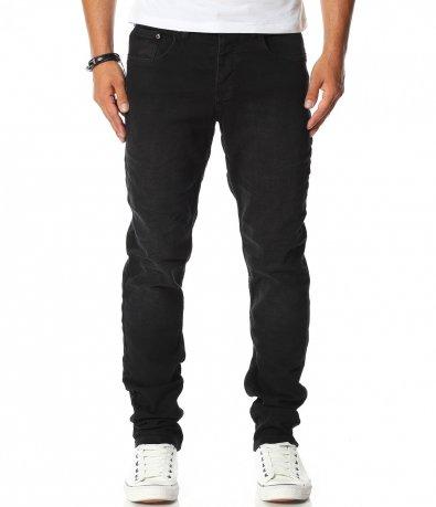Спортно елегантен дънков панталон 11489