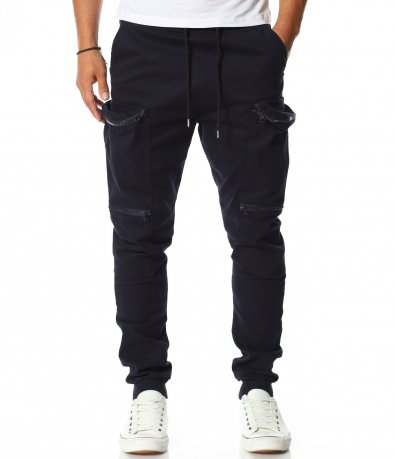 Casual панталон с карго джобове 11504