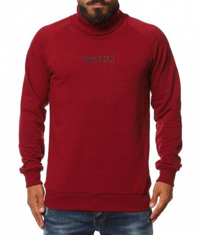 Спортна блуза с поло яка 11525