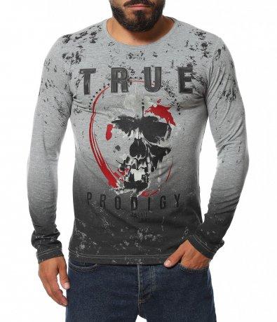 Тениска с дълъг ръкав 11537