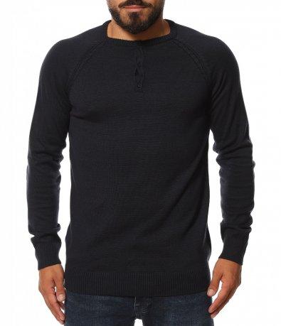 Плетена блуза с реглна ръкав 11578