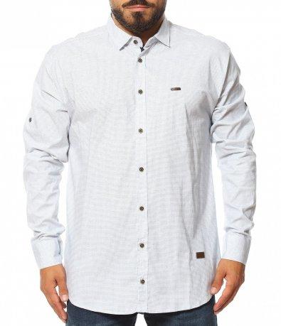 Бяла риза в големи размери 11588