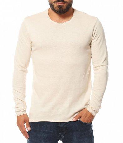 Пуловер от фино плетиво 11620