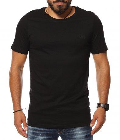 Тениска с щампа на гърба 11666