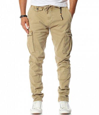 Карго панталон с италиански джобове