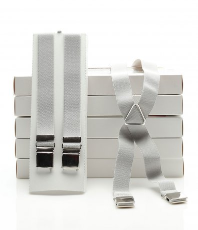 Еластични тиранти с метални щипки 11704