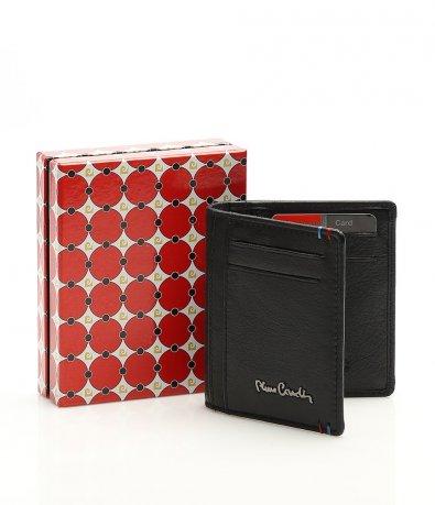 Кожен портфейл с щипка 11683