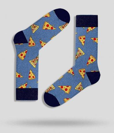 Чорапи със закачлив десен John Frank 11728