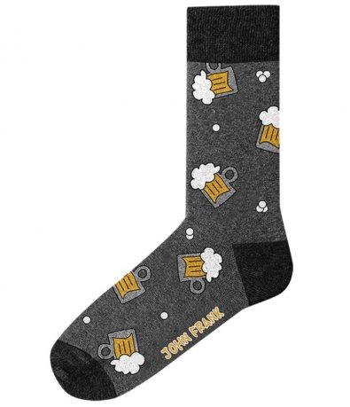 Пъстри дълги чорапи 11743
