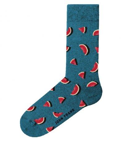 Чорапи в цвят петрол 11744