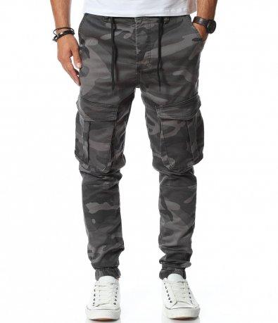 Military панталон с джобове 11765