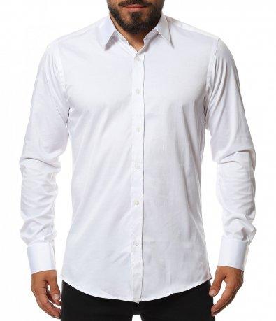 Вечерна риза в изчистен дизайн 11802