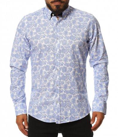 Риза с масивни орнаменти 11812