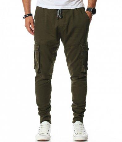 Панталон със странични джобове 11813