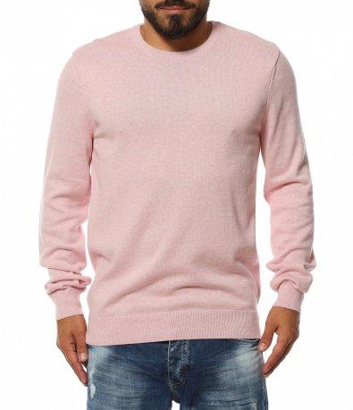 Семпъл пуловер в regular fit 11823