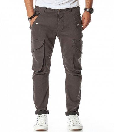 Skinny панталон с джобове 11825